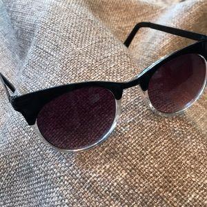 Betsy Johnson Cat eye sunglasses